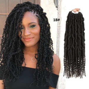 Kinky Nubian Twist Crochet Braids Wholesale Braids Suppliers Alibaba