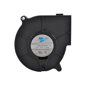 5v blower fan 75x75x30mm for led panel