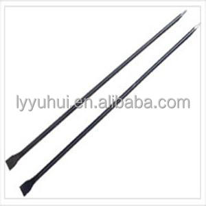 stainless steel pry bar