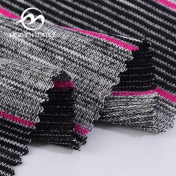Hot sale different kinds of Clothing fabric accept polyester boa knitted fabric