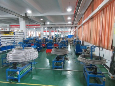 Stainless Steel Pipe Sharping Molding(Plumbing Heating Pipe)