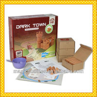 Biodegradable and Eco-friendly DIY Craft for Children 3D Puzzle Eco Toy for Formative Educational