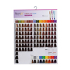 SGS professional hair color chart for L'Oreal hair color