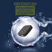 IPX5 Water Resistant Fall Down Alarm GPS Police Locator