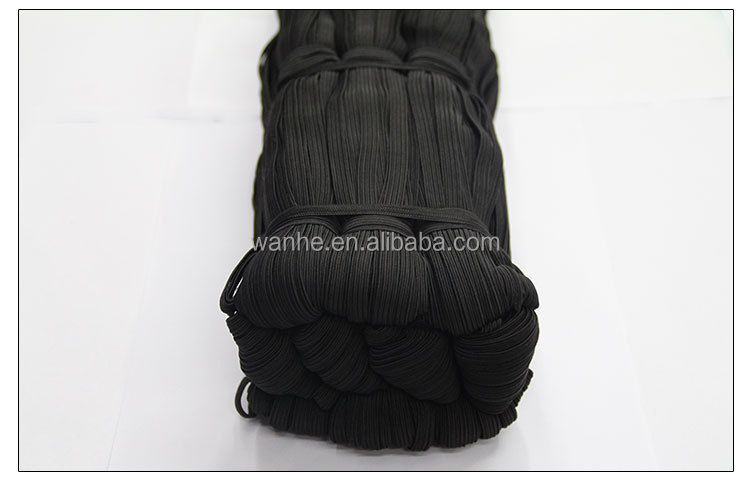 Import Rubber Core Elastic Braid Band