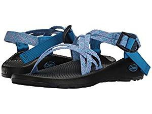7b37a1354594 Get Quotations · Chaco ZX 1 Classic Braid Blue Women s Sandals