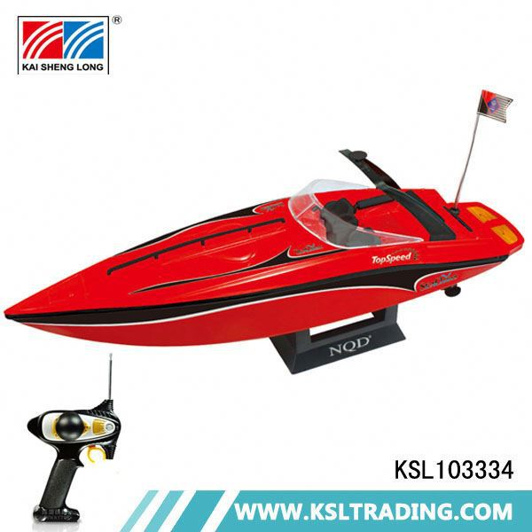 KSL103334 crazy toys cheap hot sale rc gas boat