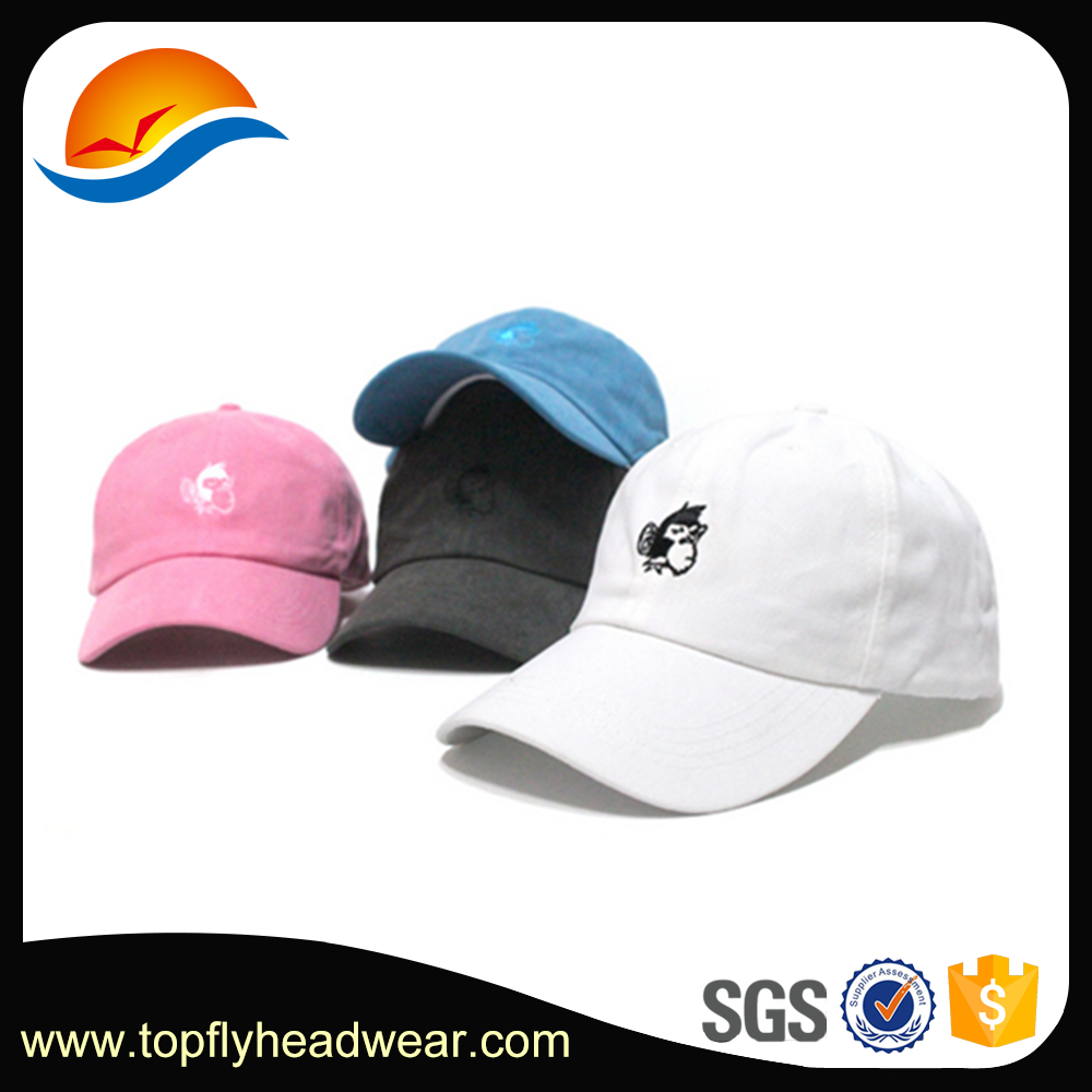 Custom Embroidery 6 Panel Unstructured Hat, Custom Embroidery 6 Panel Unstructured  Hat Suppliers And Manufacturers