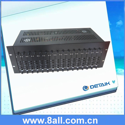 16 channles catv modulator rf modulator with combiner function