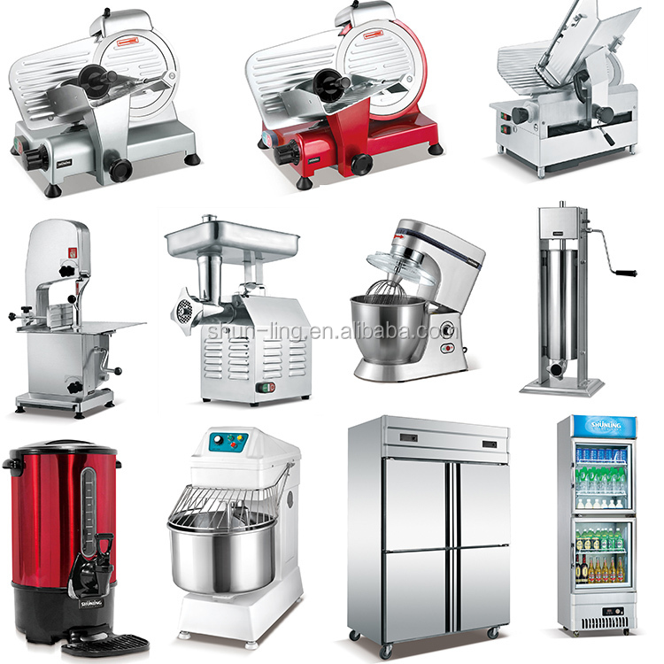 Shunling Commercial Chinese Kitchen Equipment For Hotel