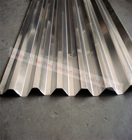 corrugated aluminum roof panels