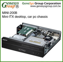 MINI-200B, Mini-<span class=keywords><strong>ITX</strong></span> desktop, 카 pc chassis, Mini-<span class=keywords><strong>ITX</strong></span> case