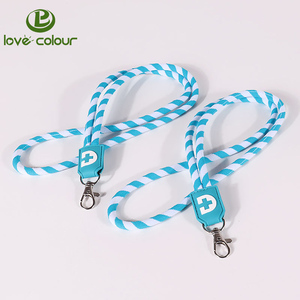 Polyester neck cord rope lanyard