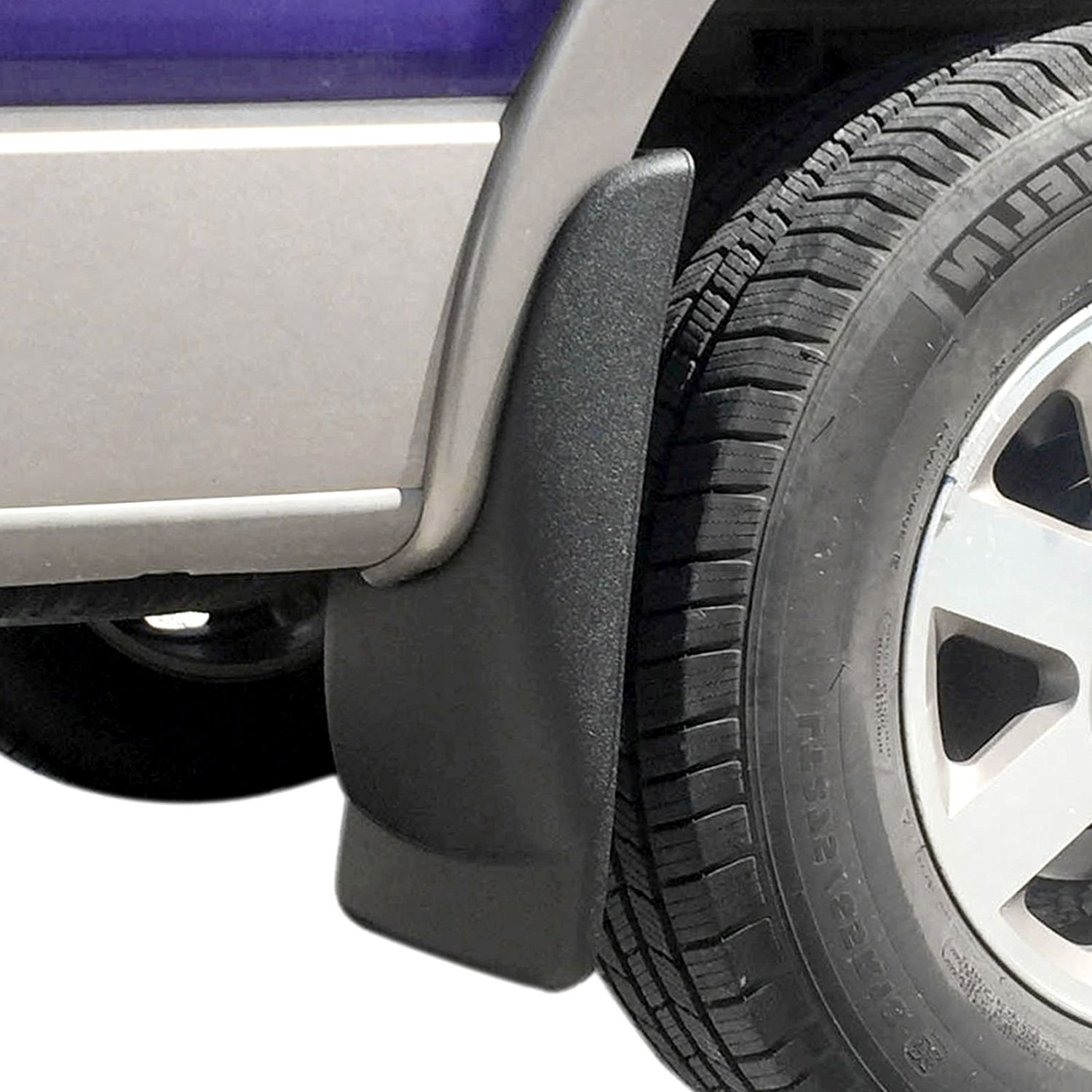 Get Quotations  C B Ford F Mud Flaps   Mud Guards Splash Guards Flare Molded  Piece Rear