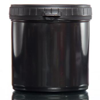 top quality 0.8 to 1 liter round plastic bucket