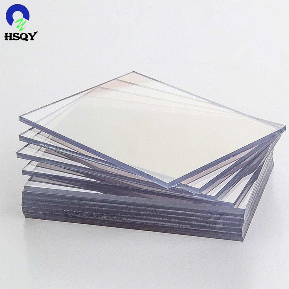 2.5mm Thick Transparent Rigid PVC Sheet Hard <strong>Plastic</strong>