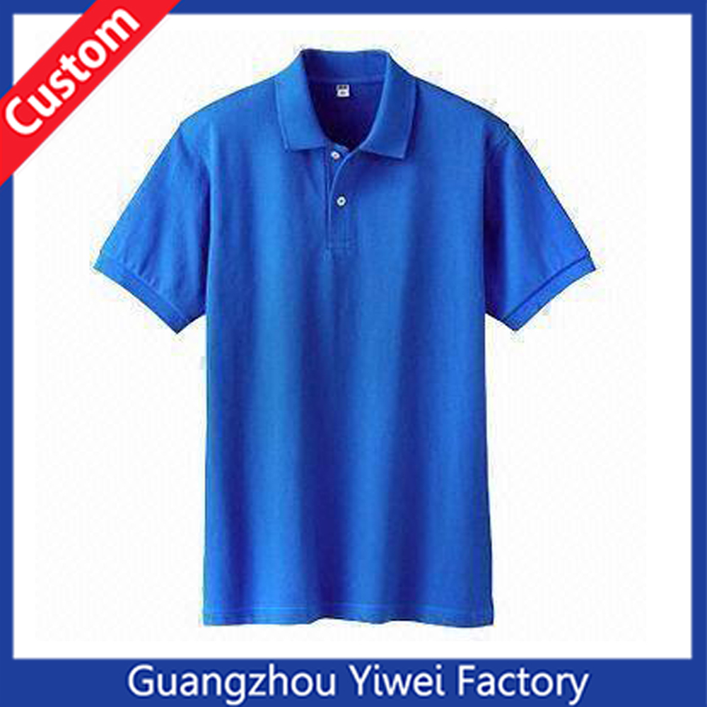 Cheapest Polo shirts Customized logo for group uniform DIY logo Wholesale Polo