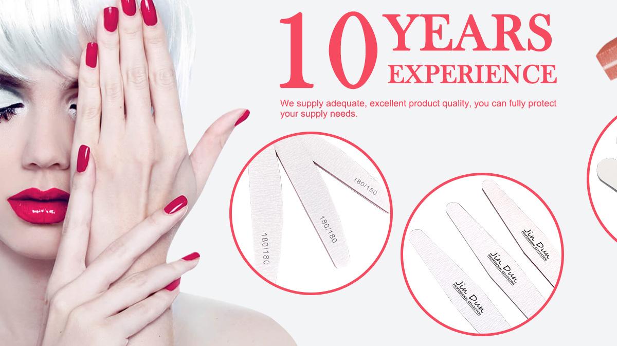 Dongguan City Jindun Beauty Nail Products Co., Ltd. - Nail File ...