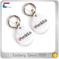 waterproof durable access control rfid key tag 125khz