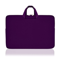 YDB-09 Briefcase 17 Inch Laptop Tote Bag Neoprene Laptop Bag for Women