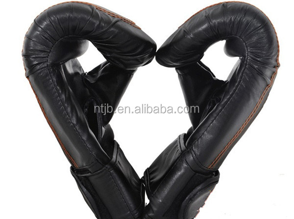 Custom Boxing Gloves Professional PU Boxing Gloves for Training