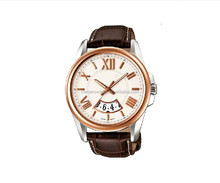 Curren brand stainless steel case back japan movt quartz watch men