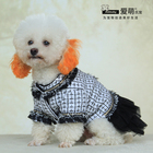 New 2017 pet clothes clothing small puppy winter warm coat dog dress