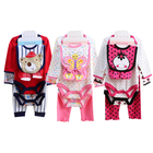 Top quality newborn kids clothes baby romper 100% cotton baby onesie toddler infant baby romper set