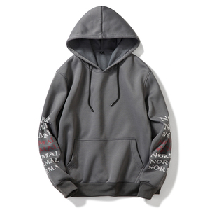 Wy 29Wholesale Fashion Polyester Custom Mens Autumn Hoodies with Hood