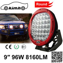 Made in china motorcycle rohs led work light off road