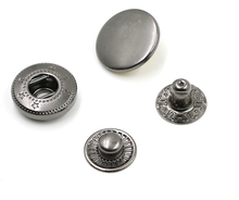 China Factory Manufacturer Custom (High) 저 (Quality 10mm 15mm Metal Snap Button