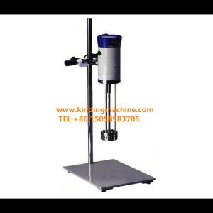 Lab blender inline powder liquid homogenizing mixer