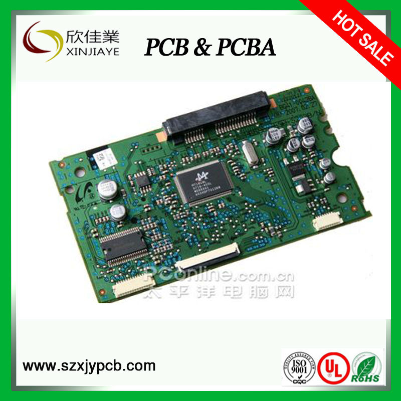 high quality low price pcb panel nanya fr4 material pcb, pcb assembly