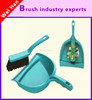 high quality broom and dustpan set,dustpan and brush set for table