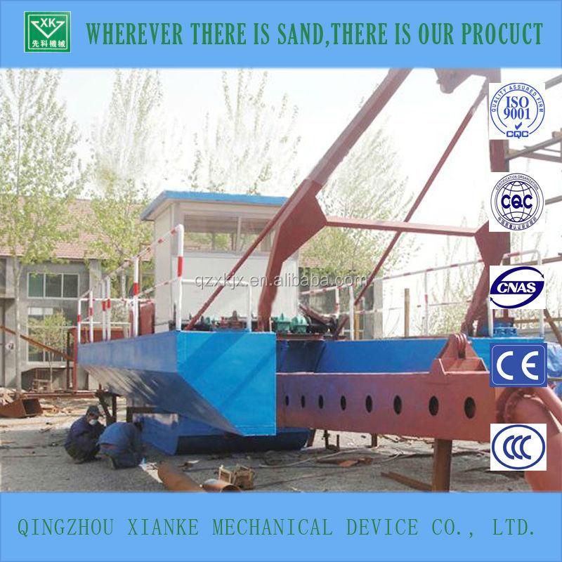 sand dredging machine sale