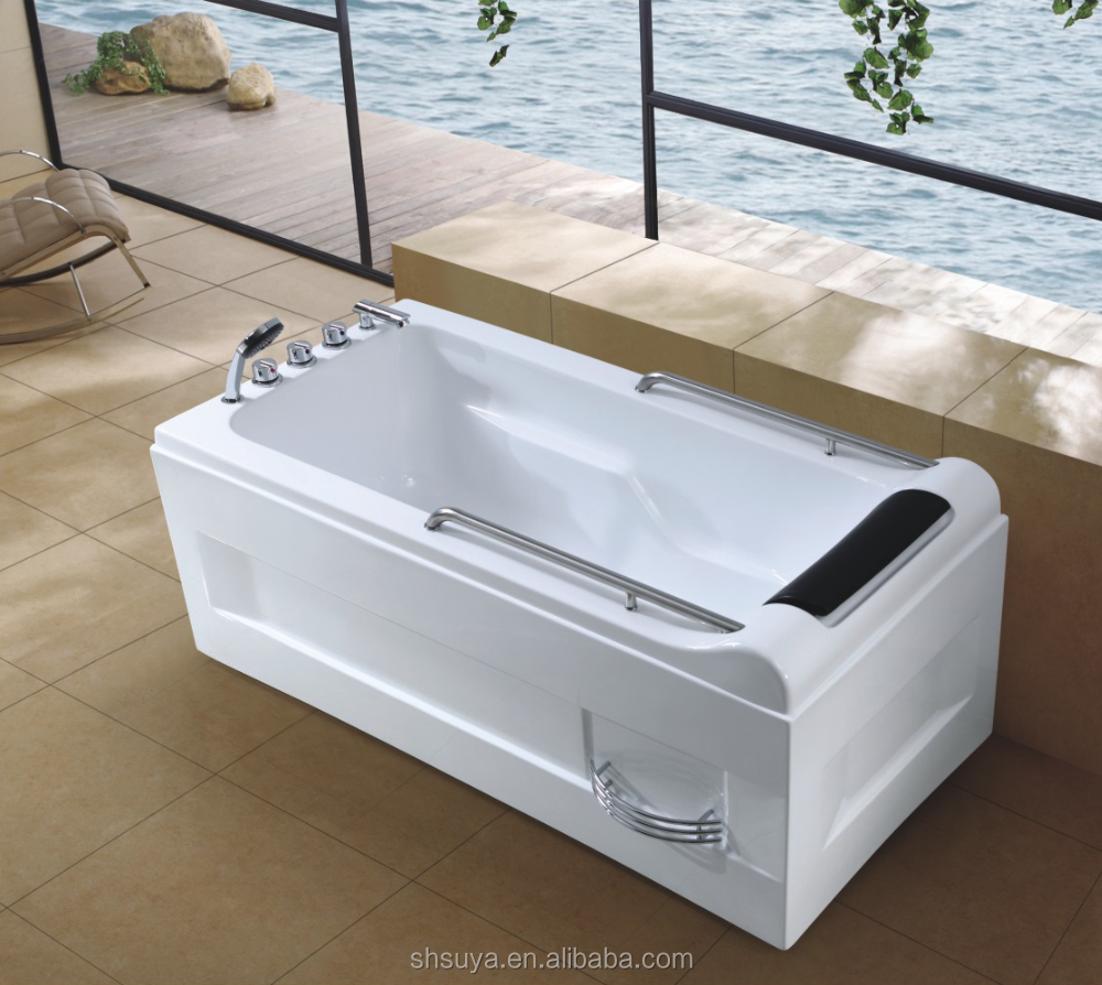 Indoor hot tub 2 person  2 Person Indoor Hot Tub Hot Luxury Bathtub Bath Tub Prices - Buy ...
