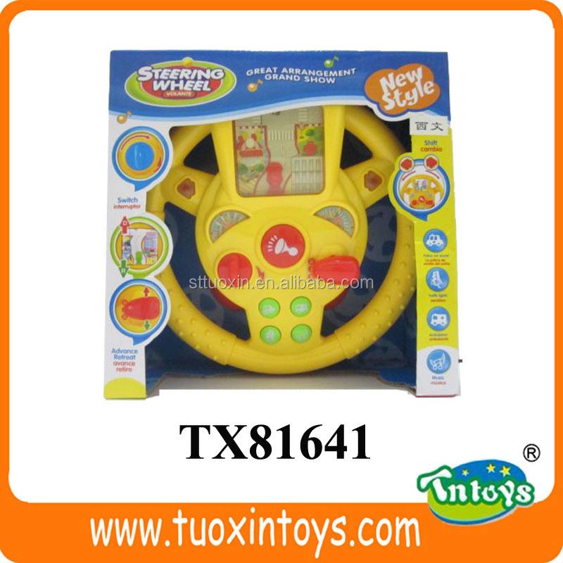 Toy Pedal Car Steering Wheel,Toy Steering Wheel For Car Seat - Buy ...