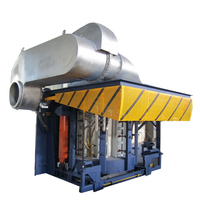 European Quality 1-60 tons scrap Iron/steel induction melting furnace machine on sale