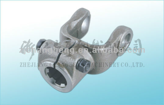 PTO shaft yokes for Agricultural machines