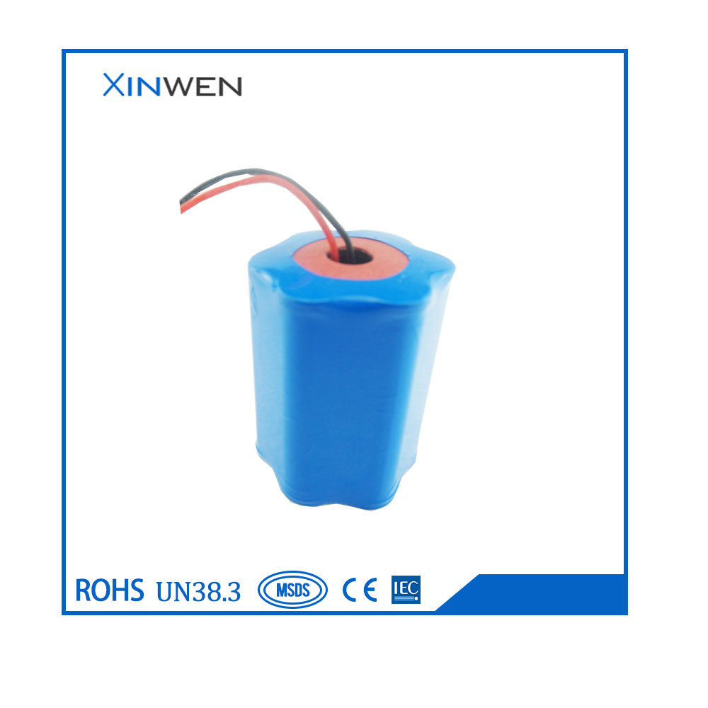XW 18650 3S2P 11.1V 4400mah 18650 li ion battery