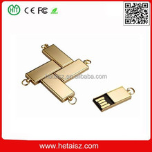 custom logo metal 132 gb usb mini, metal mini usb 128 gb usb flash drive 3.0