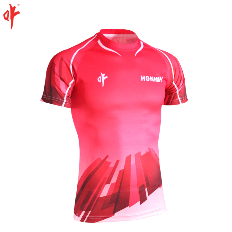 red football jersey