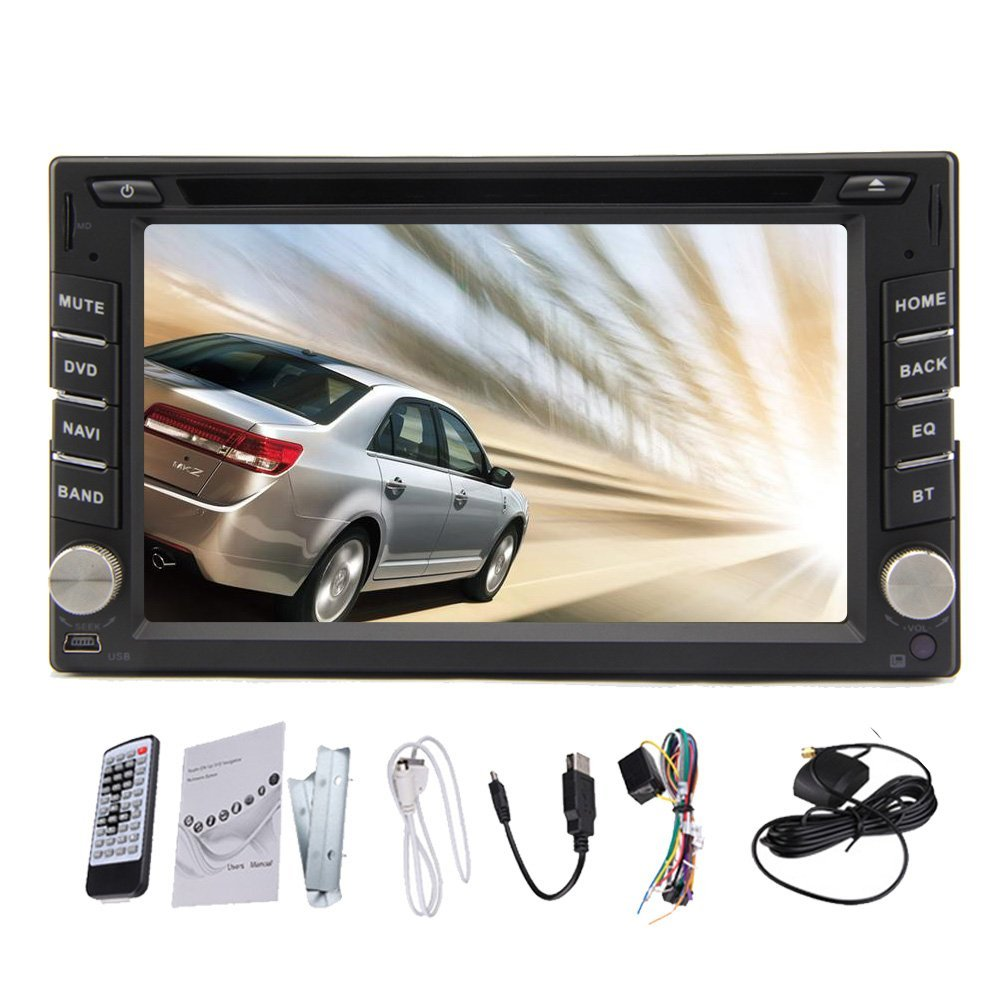 Christmas Sale!!! 2DIN Universal Two Double 2 FM/AM Din Android 4.2 Car DVD GPS FM/AM Player Auto Radio 8GB 1.6GHZ CPU Double 2 DIN 3G GPS Navigation Audio Stereo Accessory Head Unit Car PC WIFI Universal Radio Transmitter Audio Player Head Unit More Suprise You Will Find When You Pay the Order,