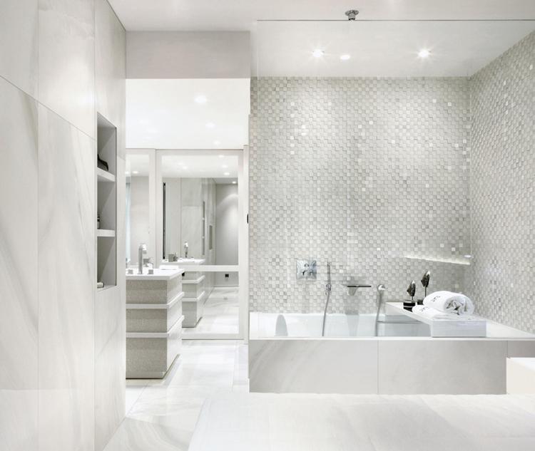 600x600mm Ocean Design Marble Tiles