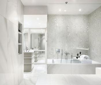 3d Bild Badezimmer
