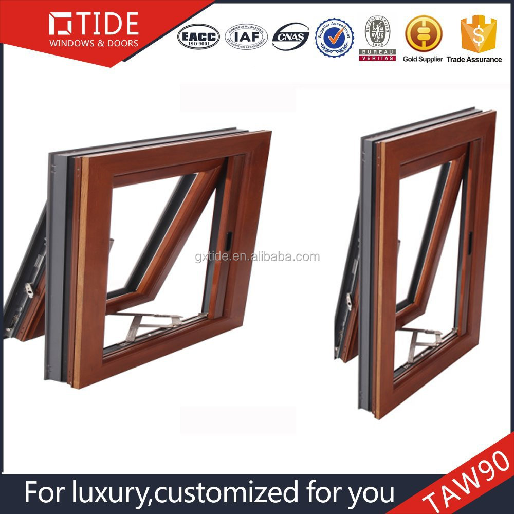 Aluminum Windows Product : Aluminum side hung casement window clad wood