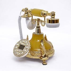 JQYD Antique telephones princess European fashion creative household fixed landline telephone business gifts 117 , #3