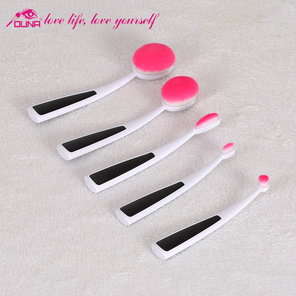 OUNA Online Shopping New sets Brush Makeup Cosmetics Tools