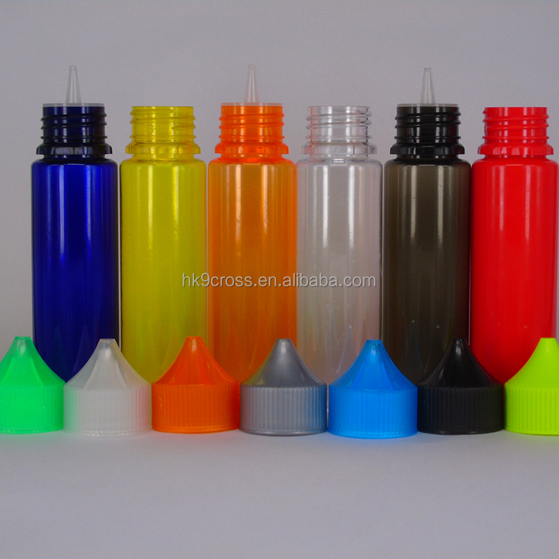 4oz plastic squeeze bottle needle tip dropper ecig liquid bottle
