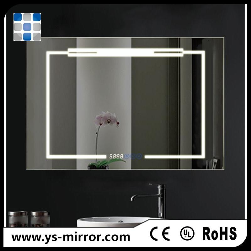 Venta al por mayor cuarto de baño de tamaño estándar espejo-Compre ...